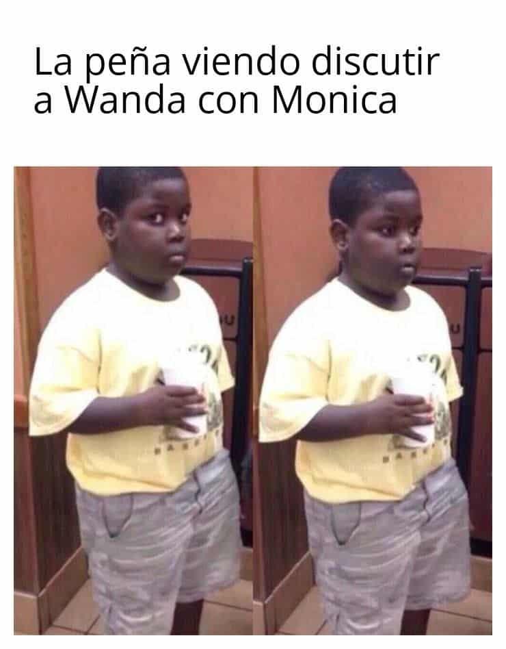 Memes WandaVision. Peli o Manta. No he visto nada