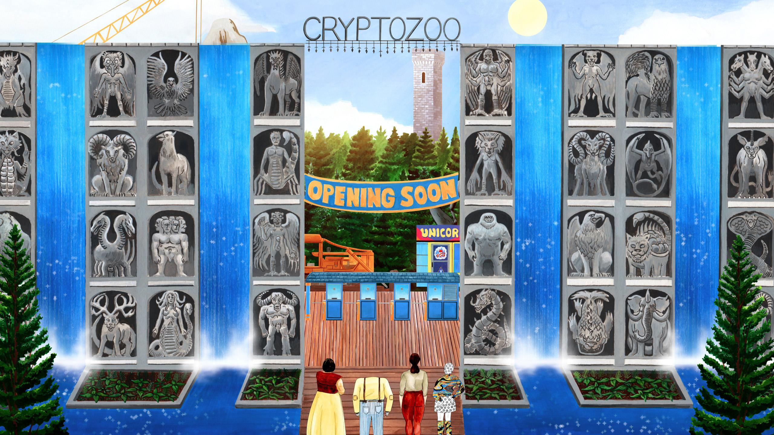 Peli o manta. Cryptozoo. Imagen destacada