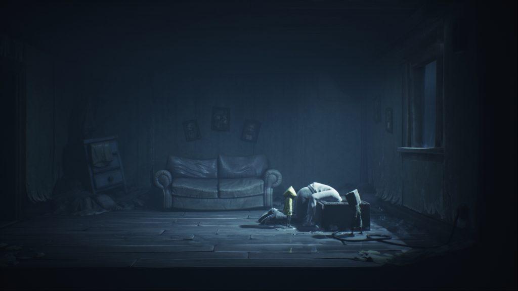 Little Nightmares 2. Los peligros de la televisión.