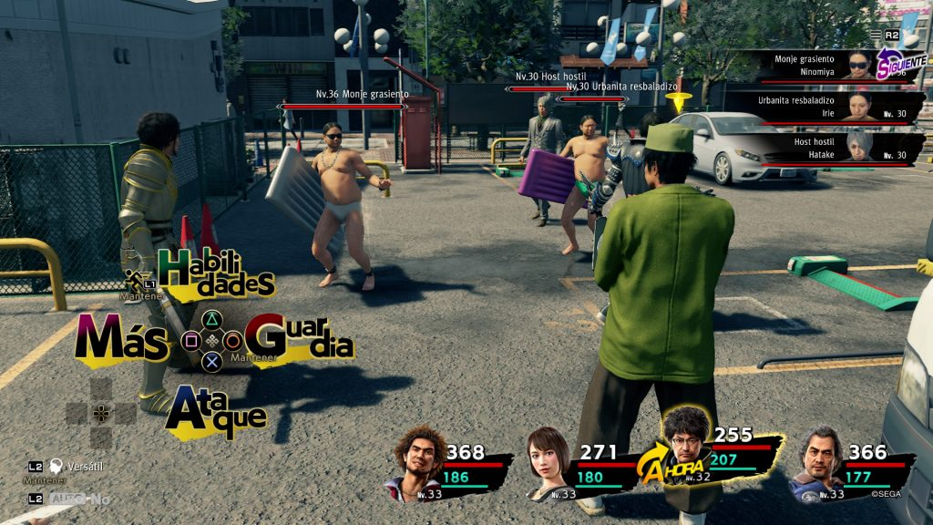 Todo normal | Review Yakuza Like a Dragon