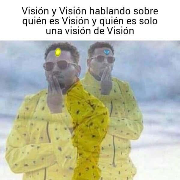 Peli o manta. WandaVision 9. meme 3