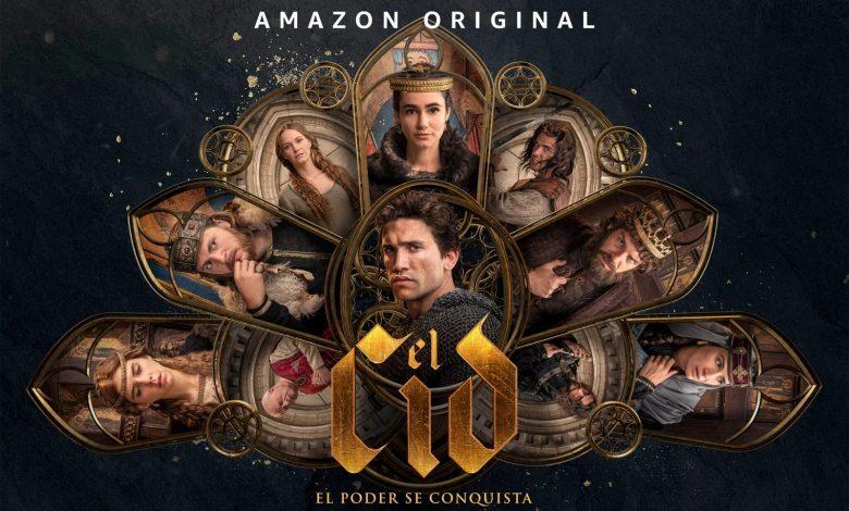 Cabecera de la temporada 2 de El Cid